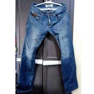 Maong Pants (straight cut)