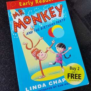 Early Reader: Mr Monkey & The Birthday Party