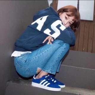 日本帶回春款愛迪達adidas logo運動衣