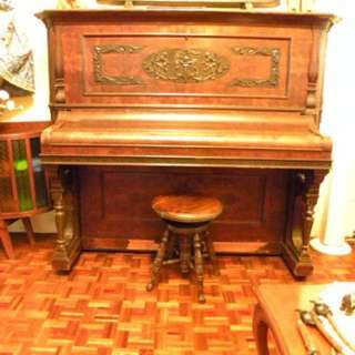 Antique Piano (More than 100 yrs old)