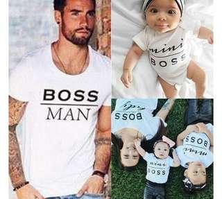 Family Bosses