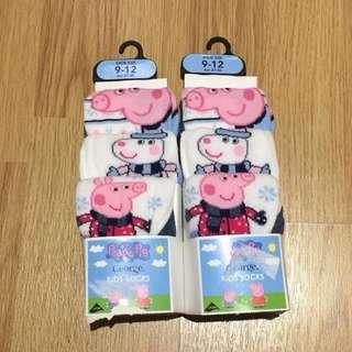 英國小童襪