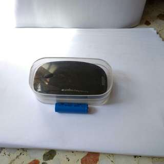 Rechargeable bluetooth mouse