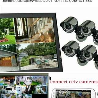 Cctv safety system