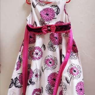 """Purple Dress flower 8"""""""