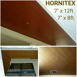 PVC Ceiling Panel (Wood Grain Design)