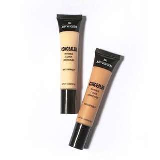 Just Kolour Full Coverage Invisible Wear in Cool Tan