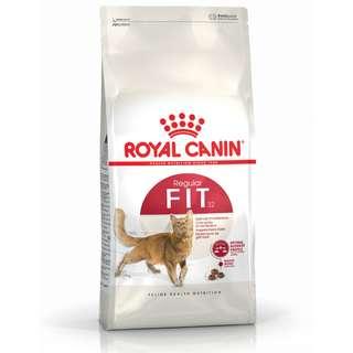 Royal Canin Fit 32 Cat Food 2kg $35 / 4kg $58 / 10kg $98