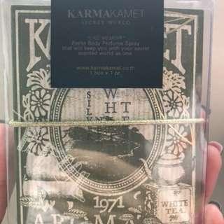 Karmakamet secret world body perfume spray (泰國本地香薰品牌)