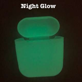 AirPods Silicone Case (Night Glow)
