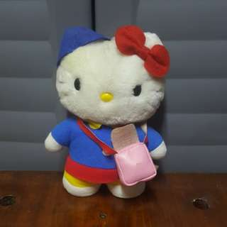 Hello Kitty Stuffed Toy