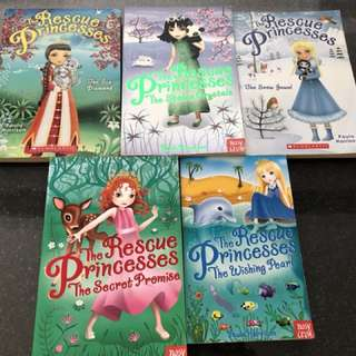 Rescue Princess (5 books)