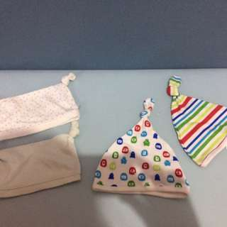 Mothercare hats