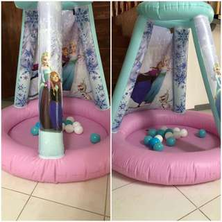 Frozen Inflatable Playpen