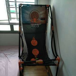 Basketball Arcade Game with score