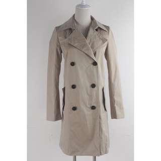 《包郵》日本trench coat Burberry Zara