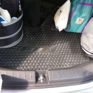 Car Boot Tray For Honda Fit 08 Car