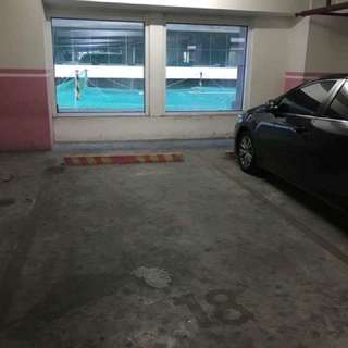 Parking space for rent