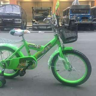 Bycicle for kids from 2-9y/o
