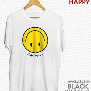 Paramore shirt(fake happy)