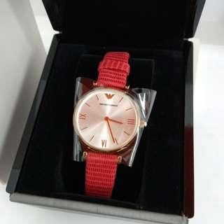 🆕一🈹再🈹 EMPORIO ARMANI 女裝手錶 (model: AR1876)