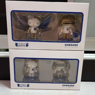 Hello kitty samsung figurine