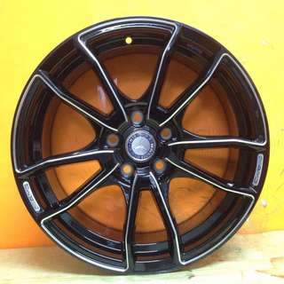 SPORT RIM 17inch MERCEDES NEWS DESIGN