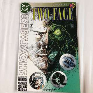 showcase '93 vol 1 no 7 TWO-FACE