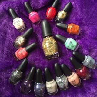 Sephora by OPI: Tinseltown Set