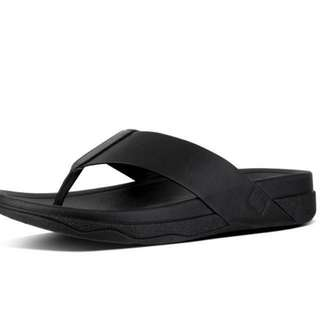 NWT Men Fitflop Surfer Leather