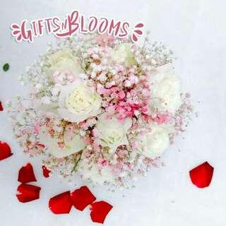 Valentine Bouquet Anniversary Romantic Surprise V24 - WYNMYS
