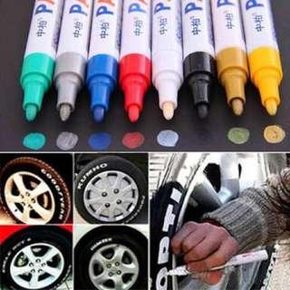 Tire pen