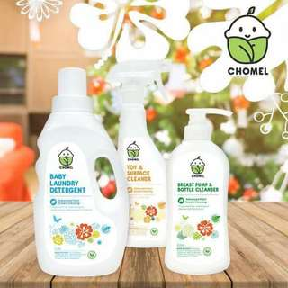 CHOMEL Natural Baby Products
