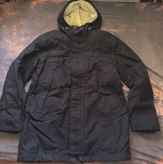 Timberland Waterproof Winter Jacket Trenchcoat