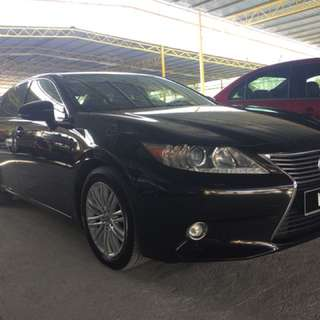 Lexus ES250 highest Spec like new condition