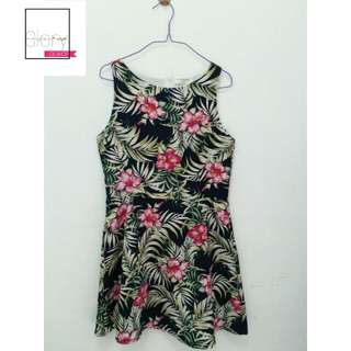 Floral Chillshops dress