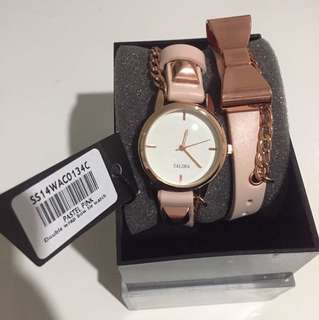 Zalora Rose Gold Watch