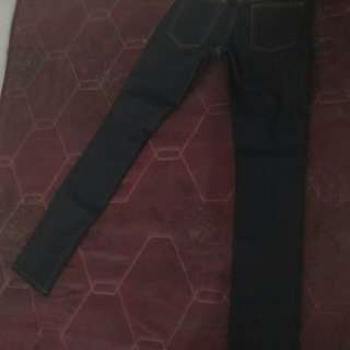 DENIM JEANS SHELLSTITCH SELVEDGE