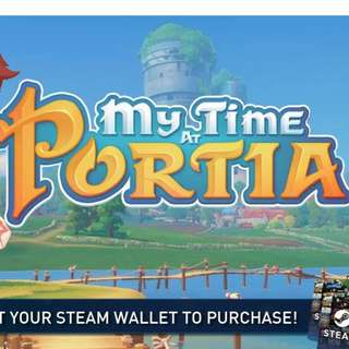 Steam My Time At Portia
