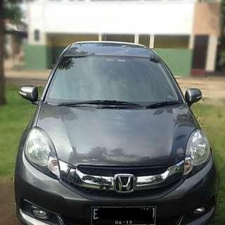 Mobilio E CVT 2014 (Automatic)