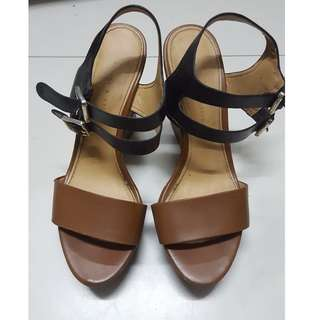 PRELOVED WOMEN WEDGES - CONDITION TIP TOP