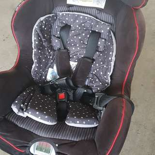 First years baby seat