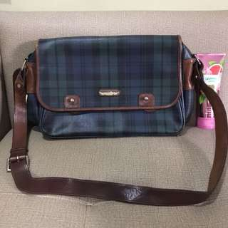 Authentic Ralph Lauren Messenger Bag