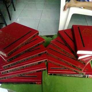 Encyclopedia complete set