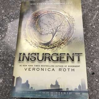 INSURGENT by Veronica Roth (Special one day offer!)