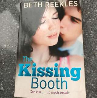 The Kissing Booth - One Kiss ...... So Much Trouble (By Beth Reekles) Special 1 day offer!