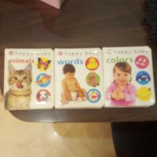 Baby books bundle