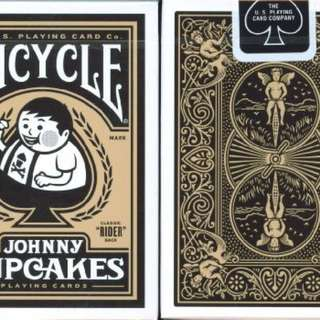 Bicycle Johnny Cupcake Playing Cards