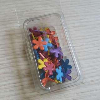 Flower Brads