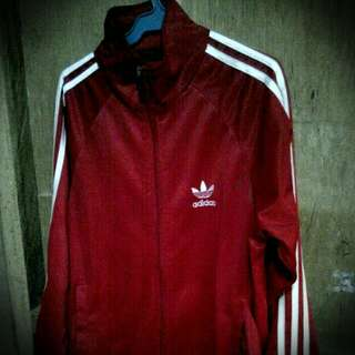 Adidas Jacket (Red)